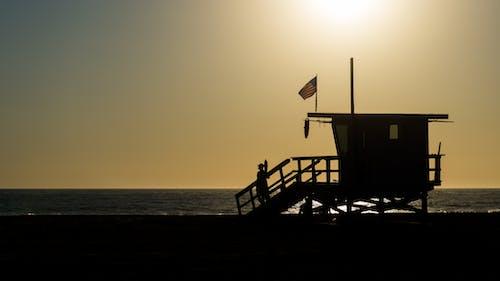 光, 光線, 太陽, 對比 的 免费素材照片