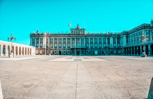 Free stock photo of madrid