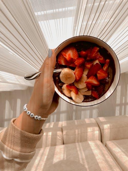 イチゴ, インドア, エンバクの無料の写真素材