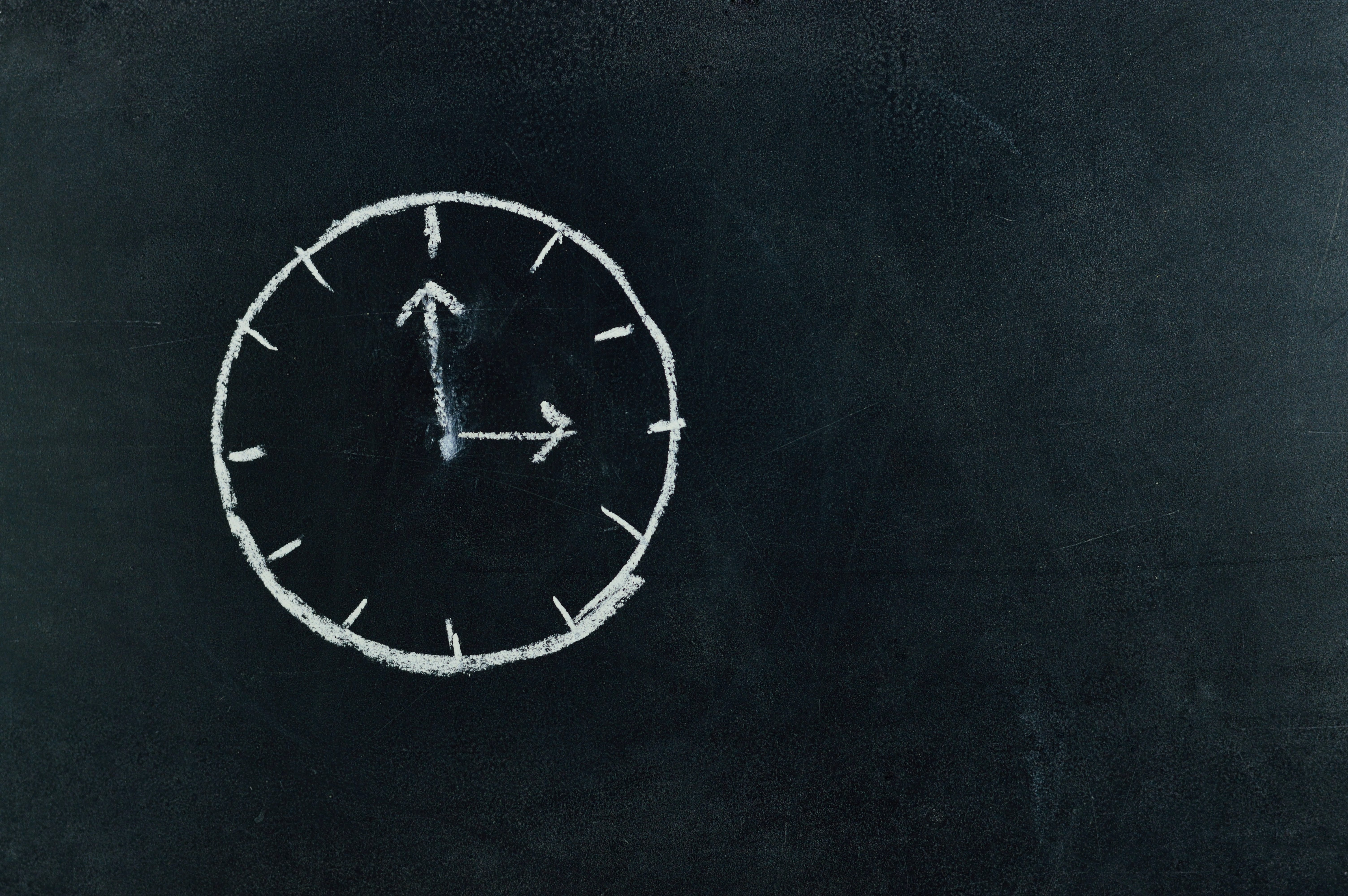 A clock - timeline should be added to a good moving plan.
