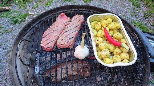 Kostnadsfri bild av grill