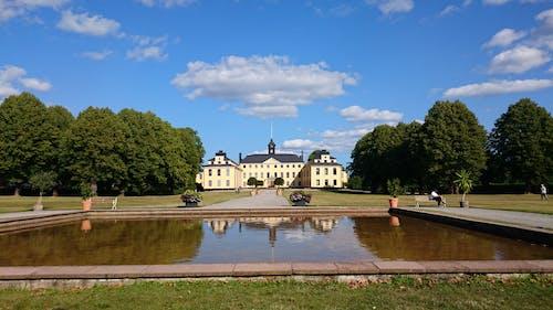 Immagine gratuita di castello, cielo azzurro