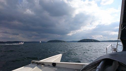 Immagine gratuita di barca a motore, isole