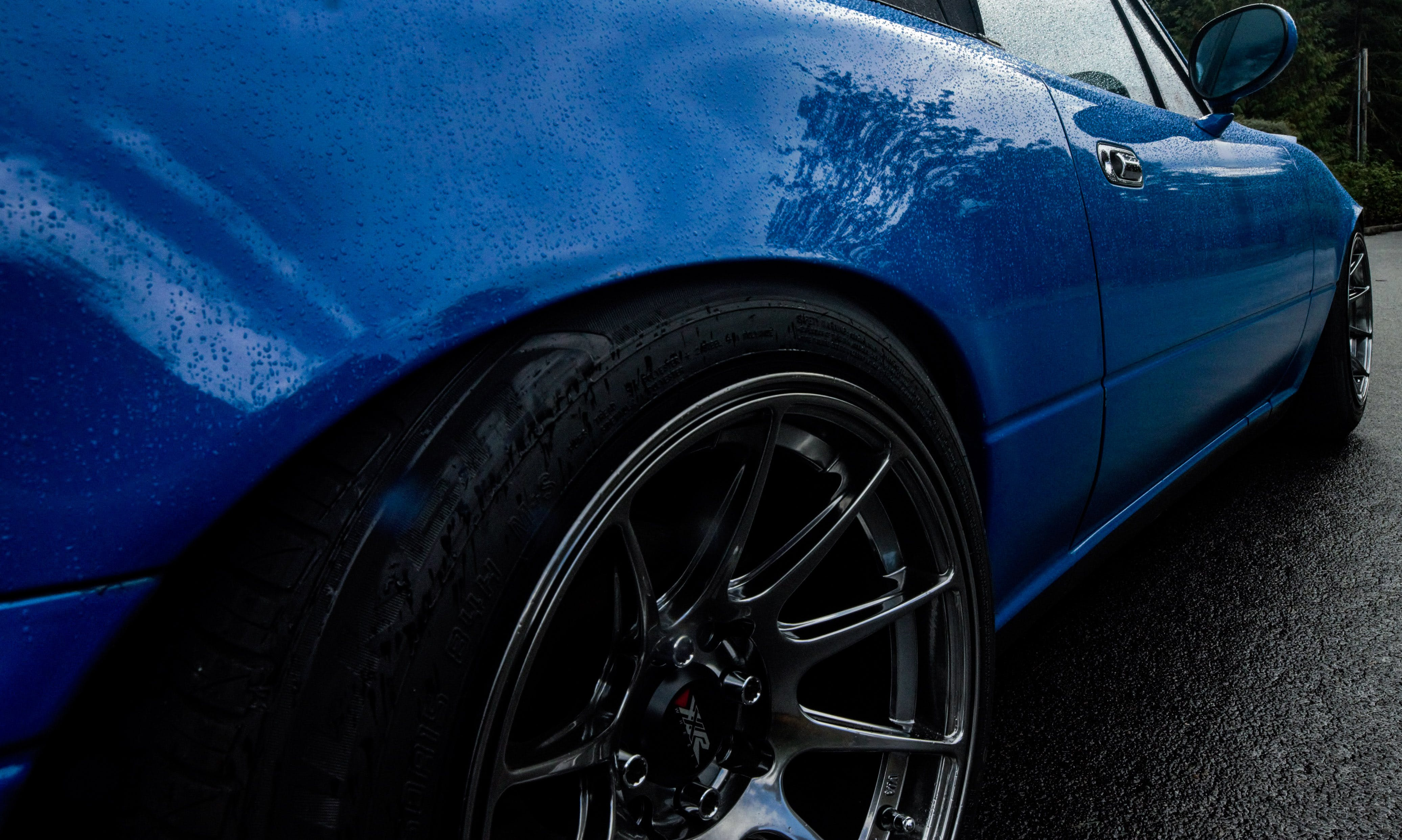 Free stock photo of blue, car, cars, closeup