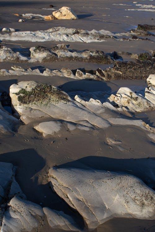 Gratis stockfoto met landschap, rotsen, schaduwen