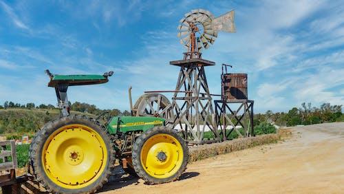 Immagine gratuita di agricoltura, azienda agricola, camion