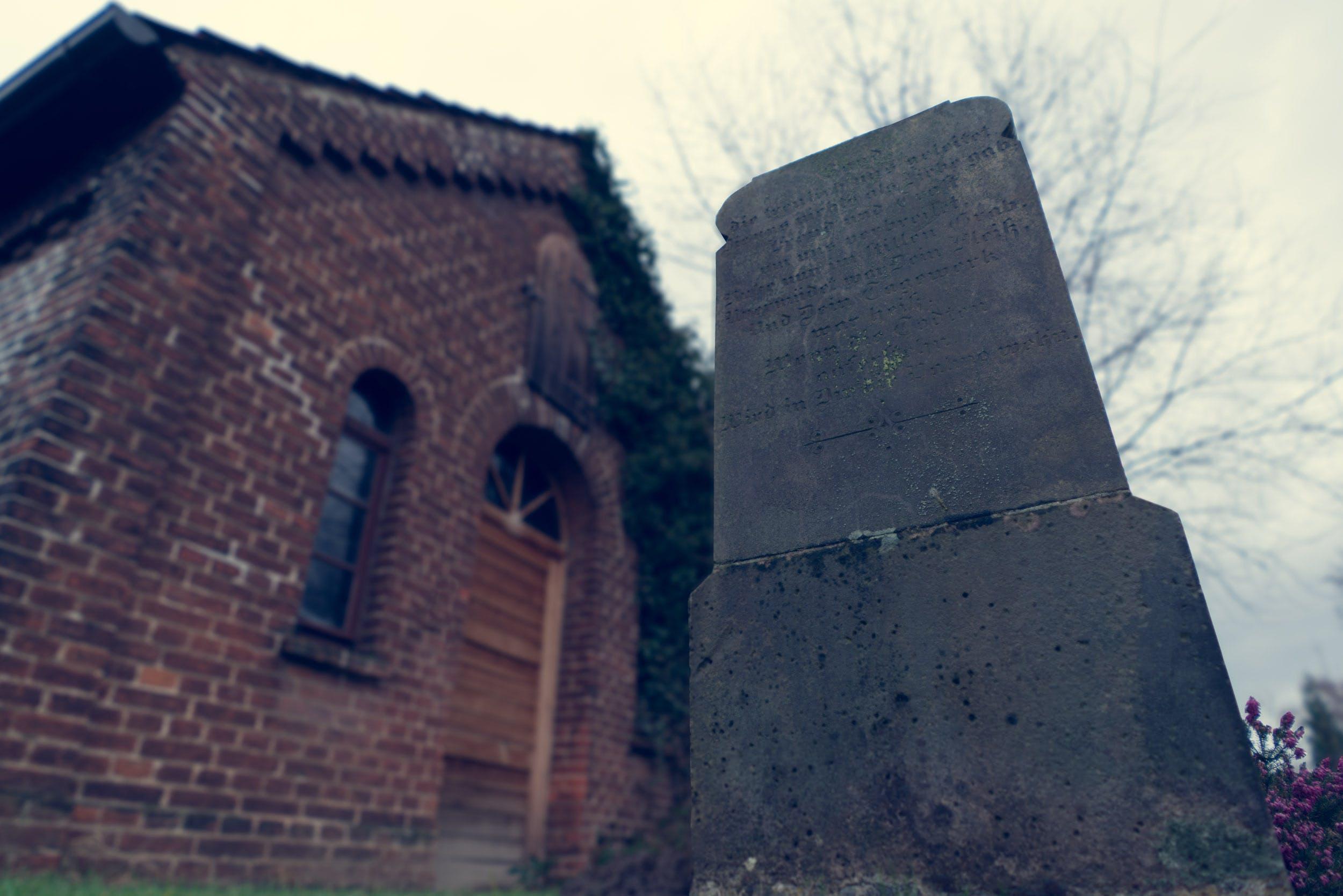 Free stock photo of graveyard, tombstone