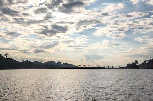 bulut, bulutlu gökyüzü, doğa, laos içeren Ücretsiz stok fotoğraf
