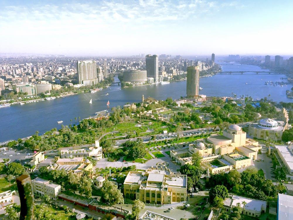 埃及, 城市, 天性 的 免费素材图片