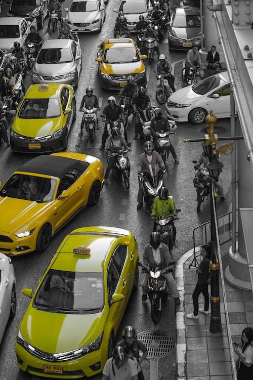 Free stock photo of bangkok, city traffic, rush hour