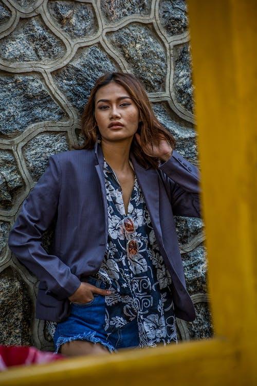 Free stock photo of asian model