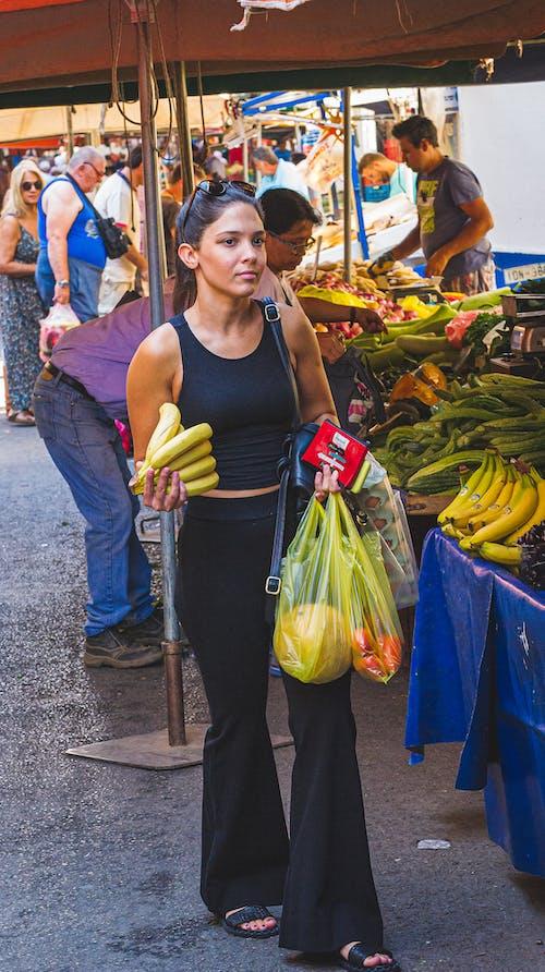 Free stock photo of beautiful, farmers market, greece