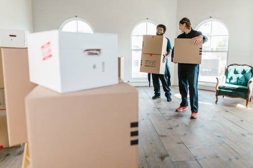 moving services in Mississauga