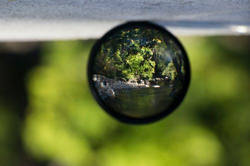 Immagine gratuita di effetto ottico, natura, parco naturale, sottosopra