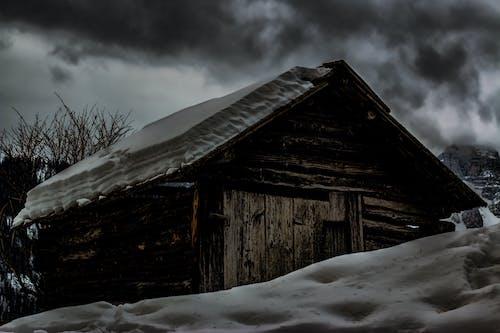 Gratis arkivbilde med daggry, fjell, forkjølelse, frosset