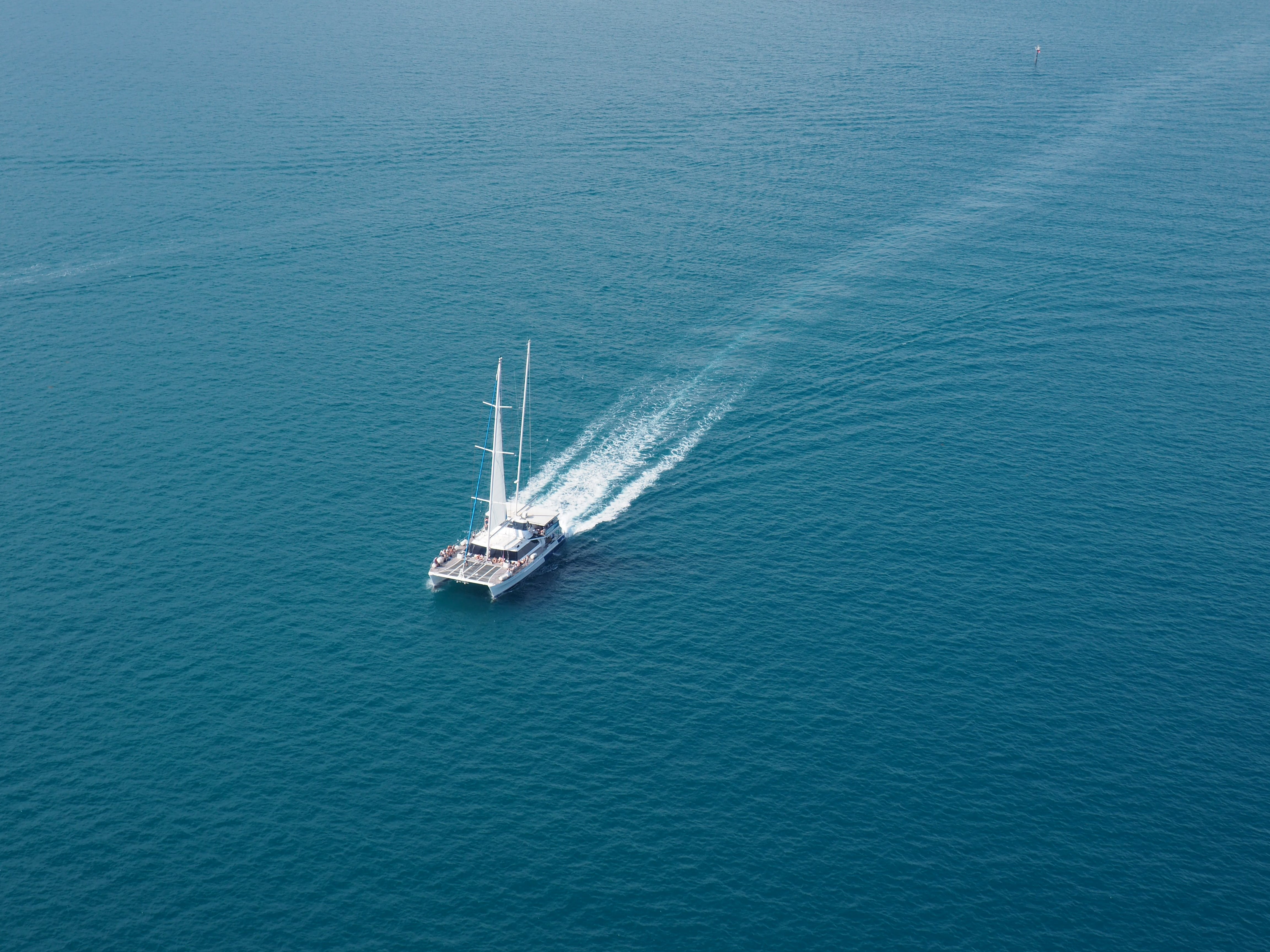 Photography of Sailboat on Sea
