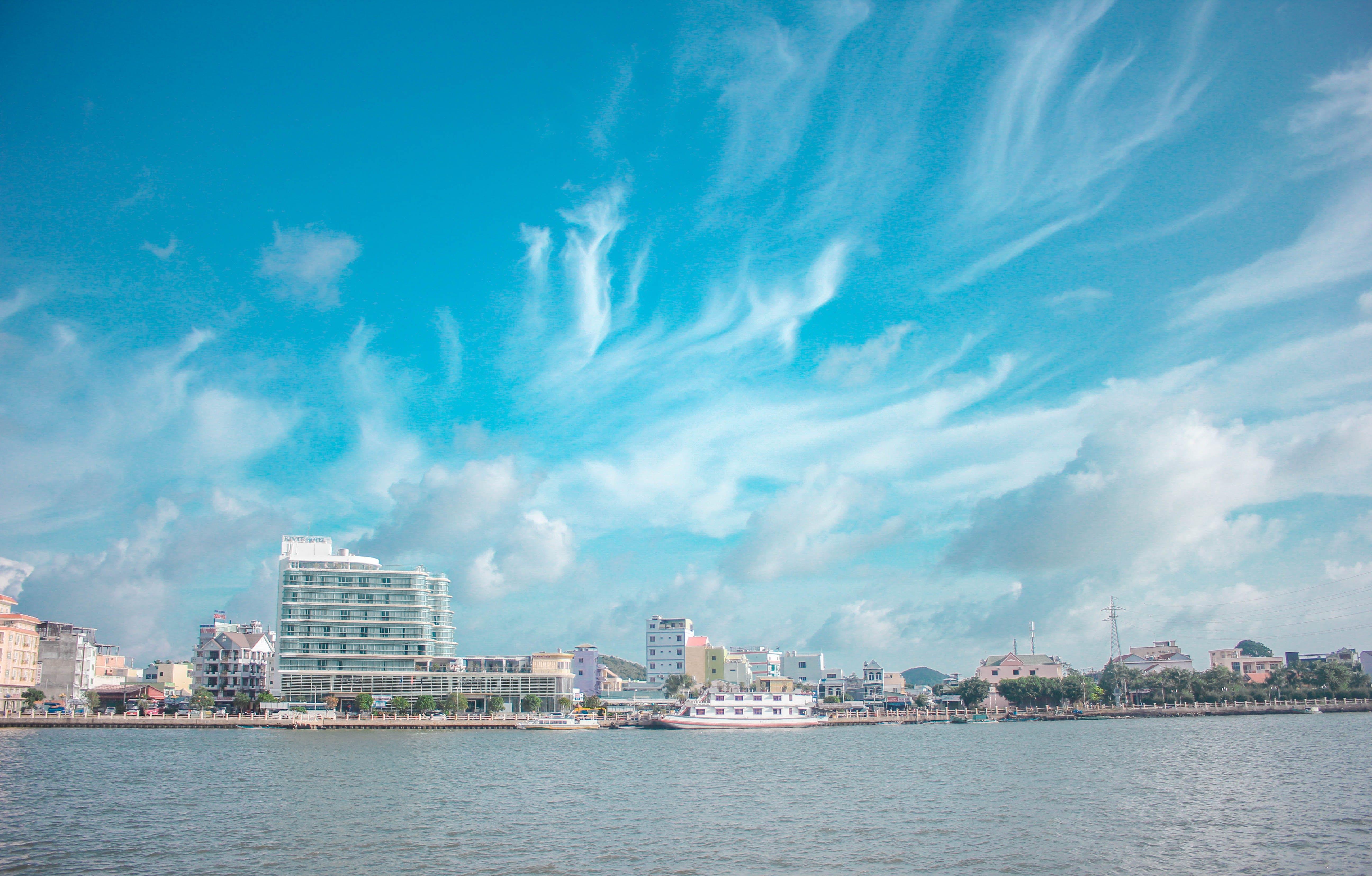 Clear Cloudy Sky
