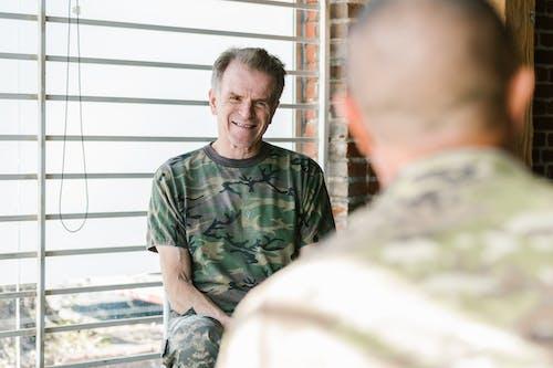 Photos gratuites de adulte majeur, anciens combattants, armée américaine