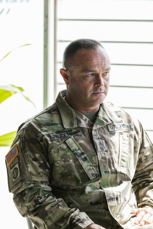 Fotos de stock gratuitas de camuflaje, ejército EE.UU, héroe