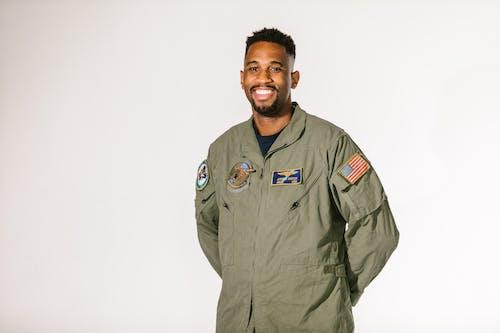 Darmowe zdjęcie z galerii z afroamerykanin, armia usa, bohater