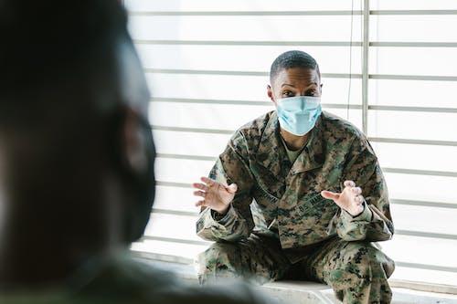 Photos gratuites de afro-américain, anciens combattants, armée américaine