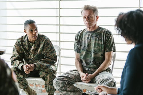 Photos gratuites de armée américaine, communication, conseils