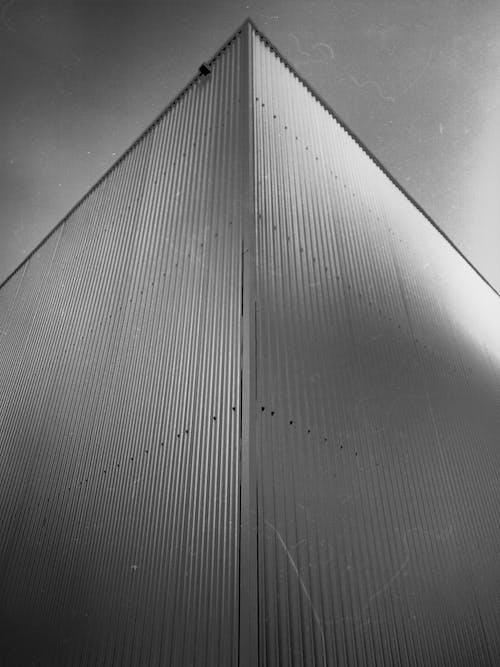 Darmowe zdjęcie z galerii z abstrakcyjny, aluminium, architektura