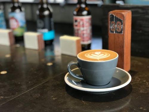Foto profissional grátis de café, café fresco