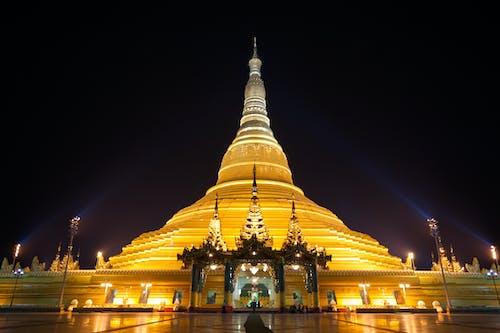 Fotos de stock gratuitas de arquitectura, Birmania, fachada