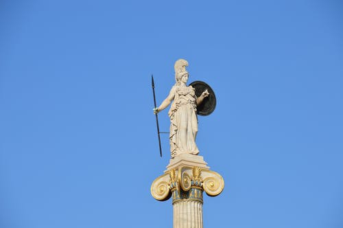 Free stock photo of ancient, athens, godess