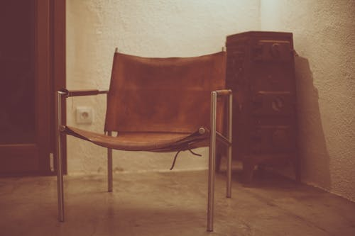 Free stock photo of empty, interior design, loneliness, lounge chairs