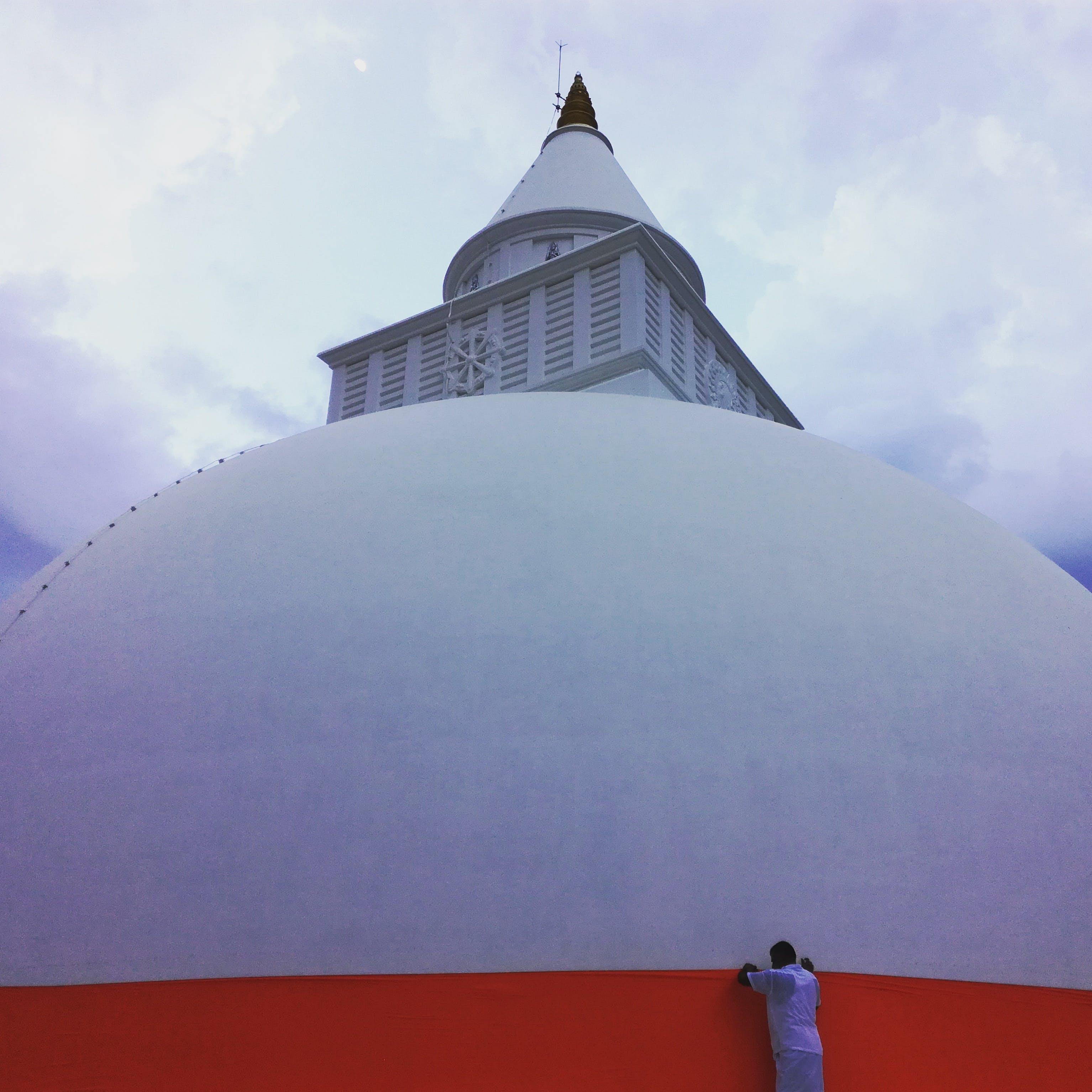Free stock photo of buddha, temple