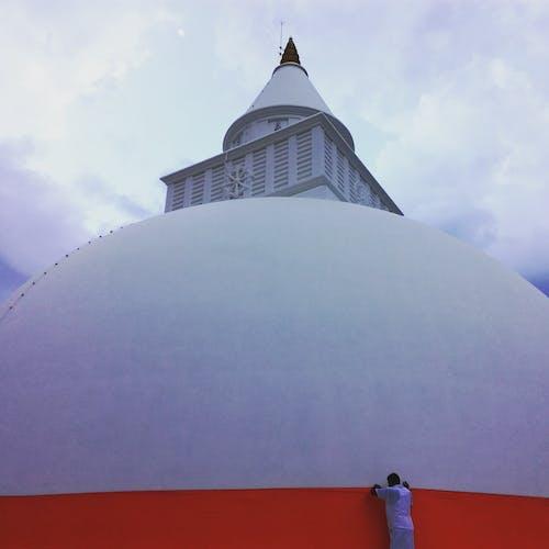 佛, 寺廟 的 免费素材照片