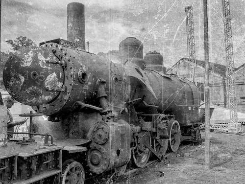 Free stock photo of locomotiva