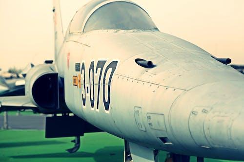 Бесплатное стоковое фото с военный, крупный план, реактивный истребитель
