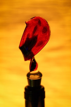 Free stock photo of red, wine, warm, backlight