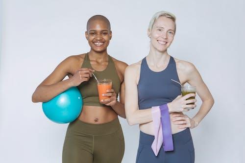 Immagine gratuita di abbigliamento sportivo, adatto, allenamento