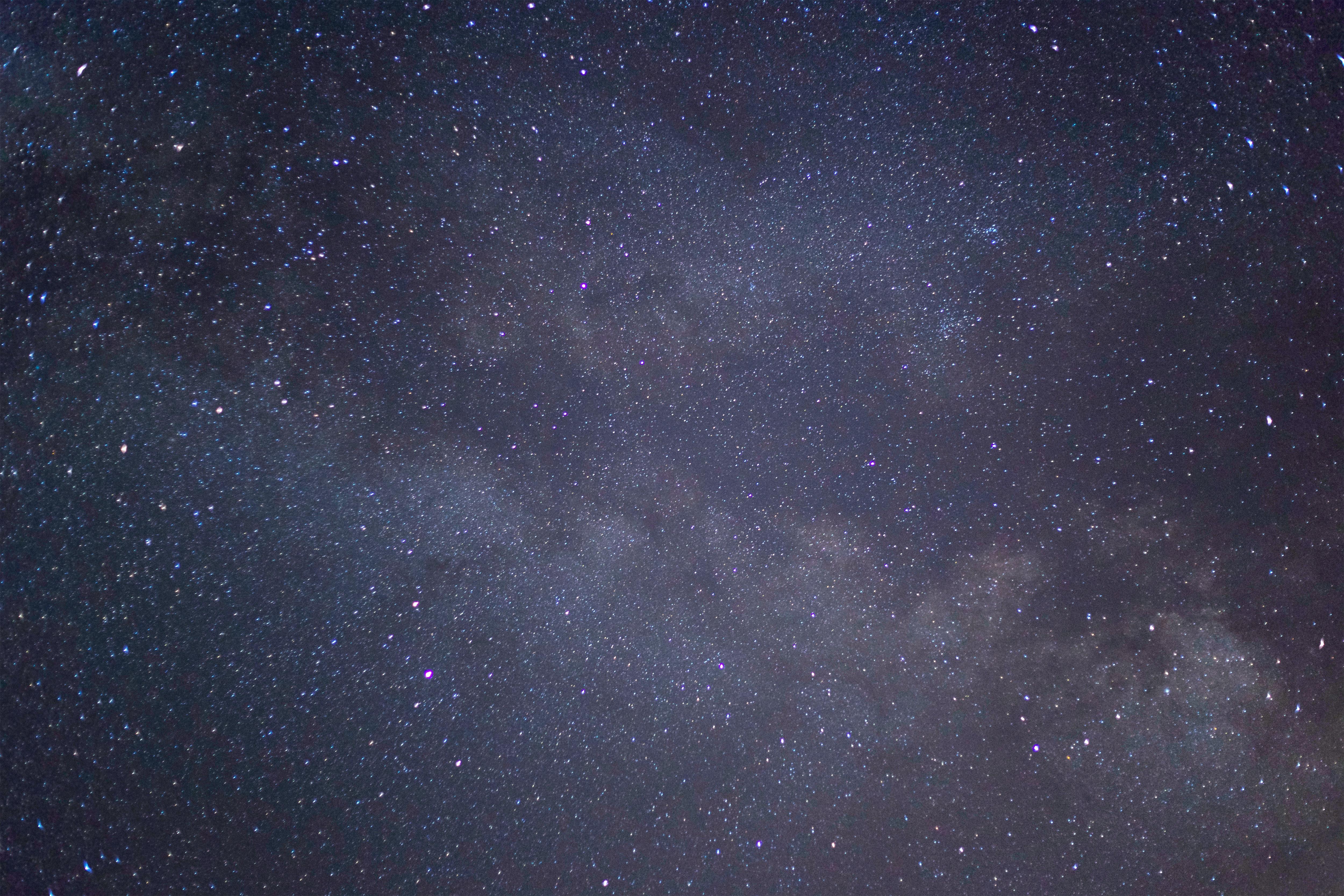 galaxy way sky Night milky