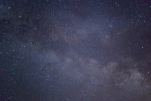 Kostenloses Stock Foto zu himmel, nacht, galaxie, milchstraße