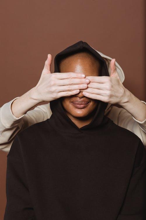 Gratis stockfoto met Afro-Amerikaanse vrouw, anders, anoniem
