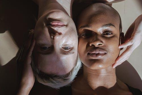 Darmowe zdjęcie z galerii z bez uczuć, bezwłosy, białe tło