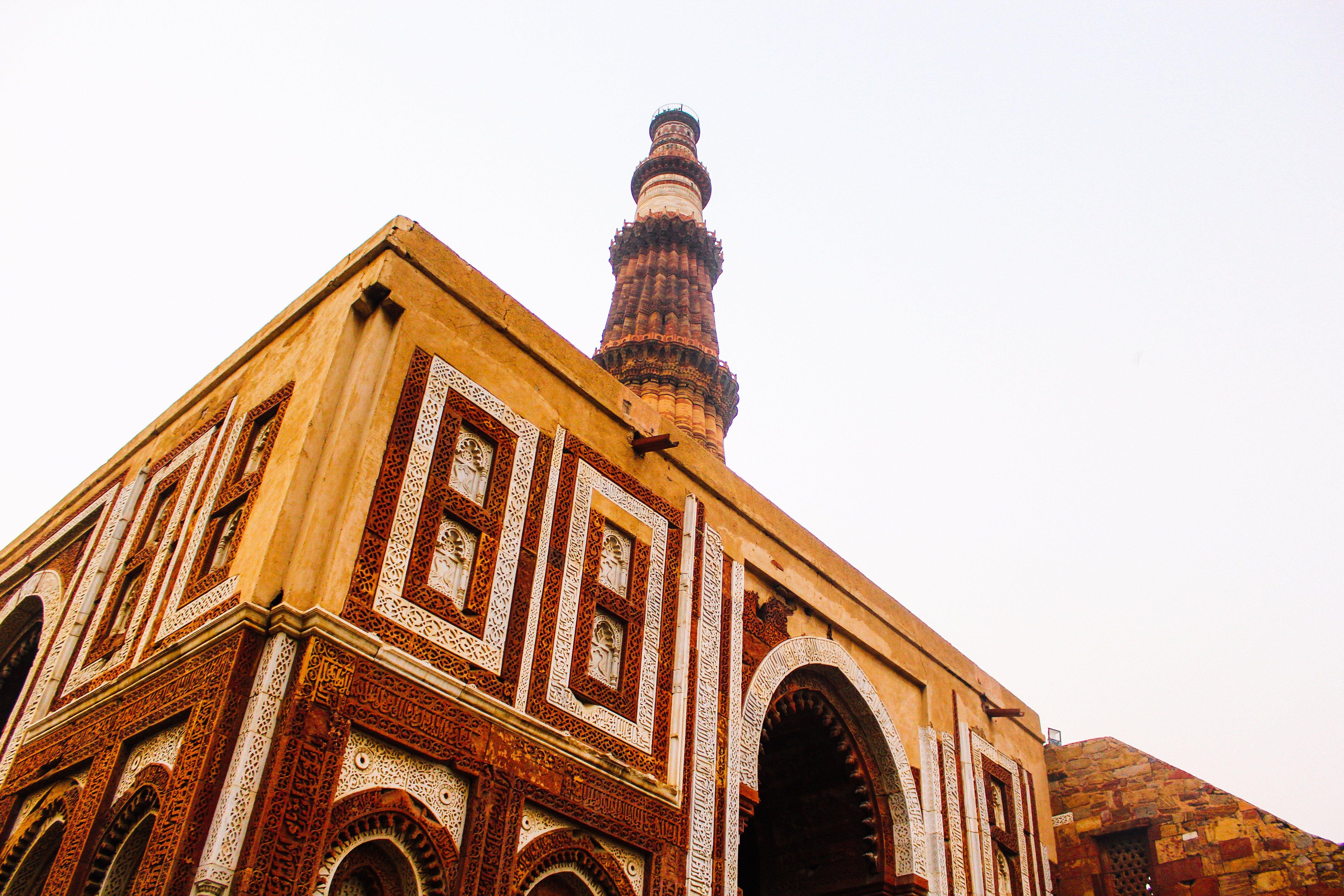 Free stock photo of architectural design, delhi, india, monument