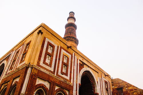 Free stock photo of architectural design, delhi, india, monument