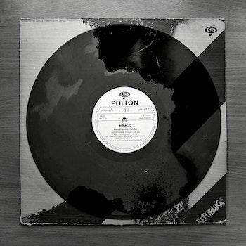 Free stock photo of vinyl, black and-white, theme music, republika