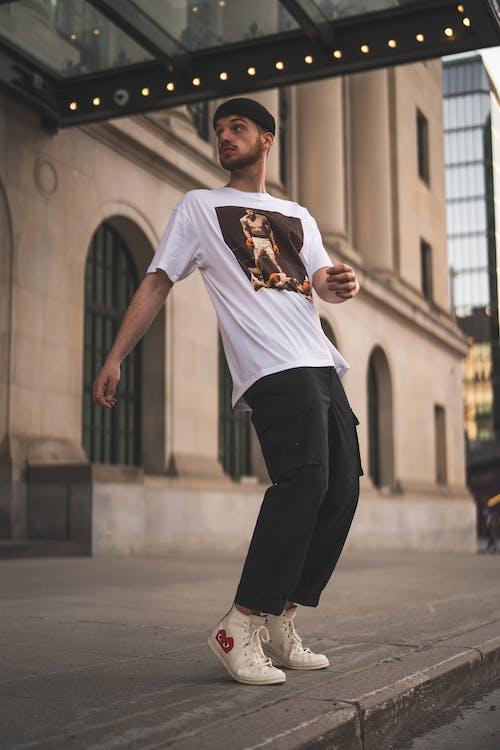 Δωρεάν στοκ φωτογραφιών με rap, αθλητικά παπούτσια, άνδρας