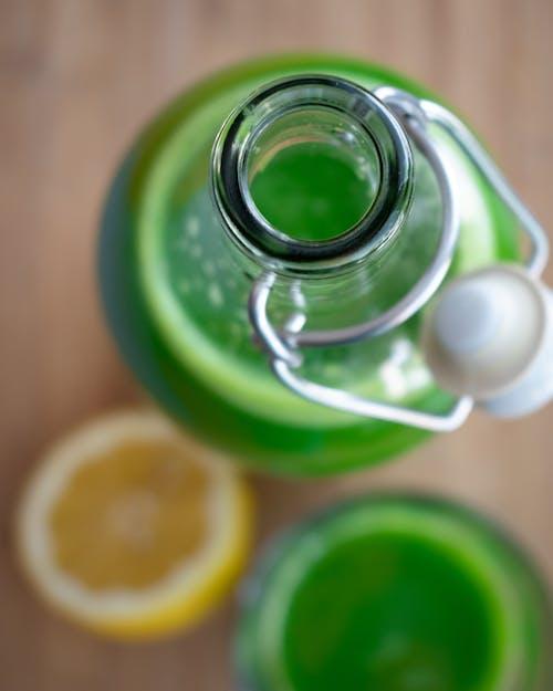 Free stock photo of green, juice