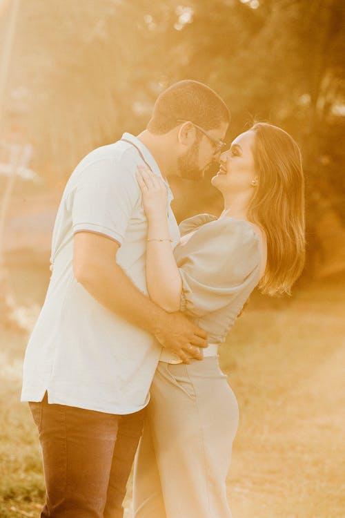 Photos gratuites de affection, amour, baiser