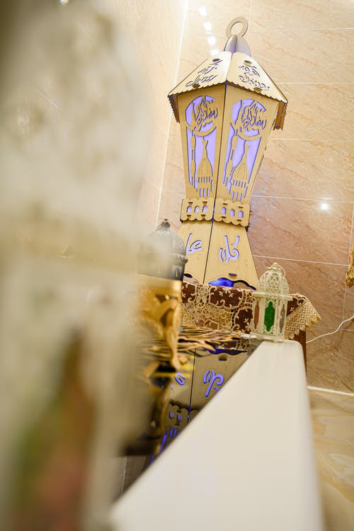 Free stock photo of arabic lantern, lanter, ramadan