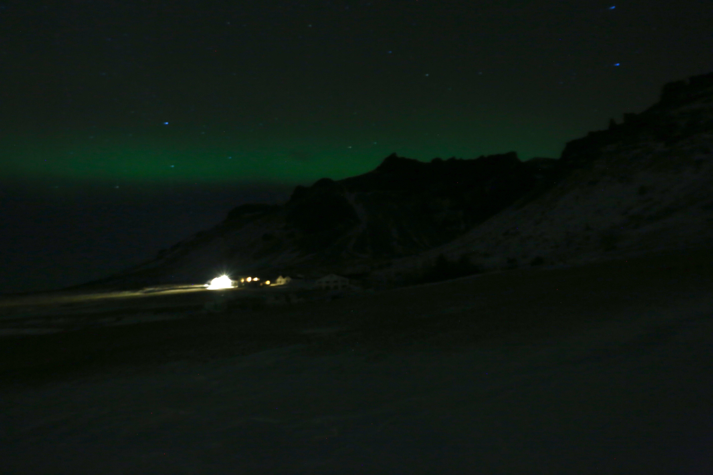 Free stock photo of night, aurora