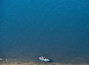 fishing, people, water